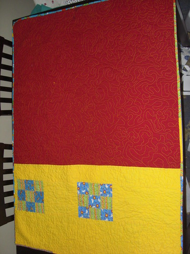 Scrappy Kids Charity Quilt 9