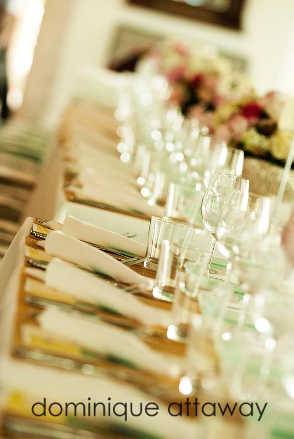 clifton inn table