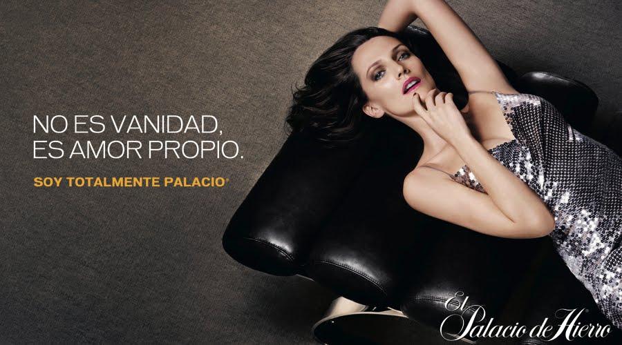 El Palacio de Hierro Publicidad 2010