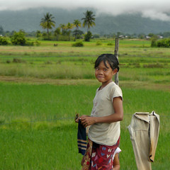 Smile of Laos (Bn) Tags: countryside topf50 lowlands palmtrees laundry livestock topf100 ricefields beautifulpeople paddyfields rainyseason ploughman rurallife beamingsmile donkhong ricecultivation southernlaos beautifulsmile floodplains monsoonseason wetseason genuinesmile 100faves 50faves ruralland innocentsmile gentlesmile friendlyatmosphere adorablesmile dongkhong academiahispanoparlantedeautodidactas greenpaddyfields theacademiahispanoparlantedeautodidactas dailylifeinlaos southeastasianlife harmonizelife povertyandisolation plowingricefields laosfarmlife meetingfriendlylaopeople mainislanddonkhonginthemekongriver theclassicworkanimalofasia traditionalvillagefarmingstructure thebuffaloismostadaptableandversatileofallworkanimals puddlericefields ploughingthericefields farminginthepaddyfields rainseasonisbusyseasonforfarmer smileoflaos muchgiggling takingcareofyoungestfamilymember landofthesmile mainislandinthemekongriver childernoflaos kidsgreetingus gentlepaceoflife gentleandopenwhereveryougo smilinglaogirl childrenbestphotos