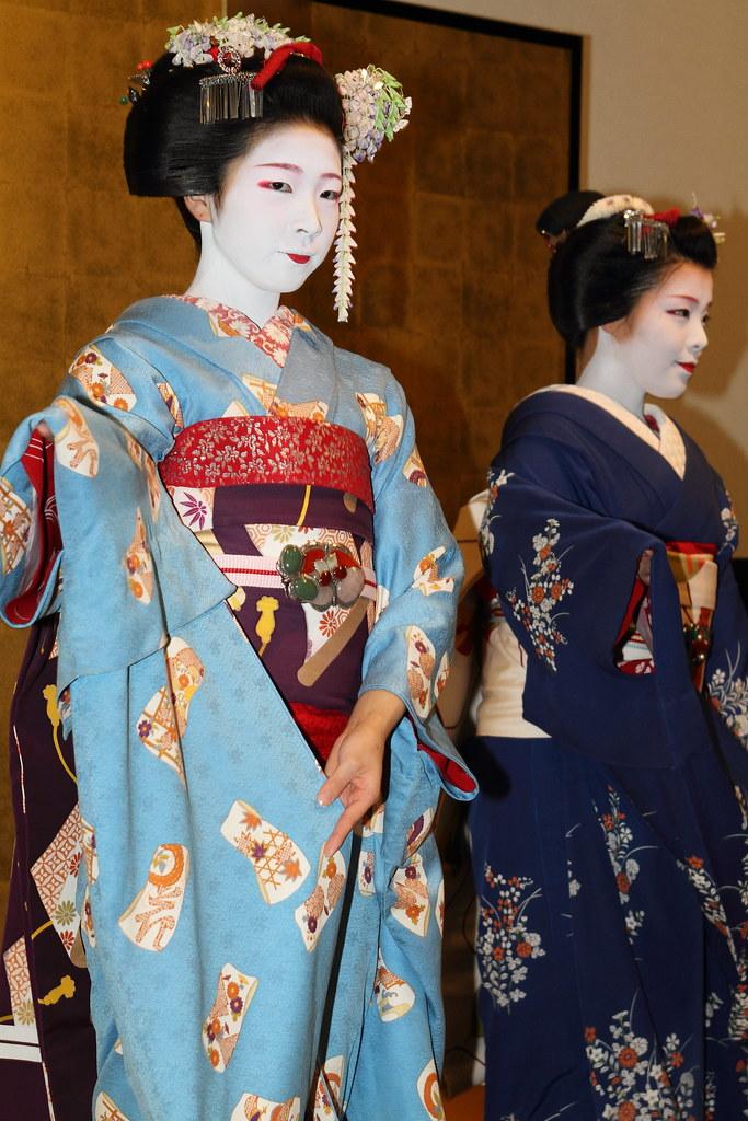 Maiko girls