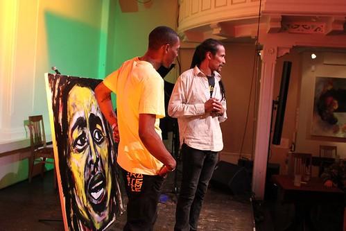 Bob painting 4/4