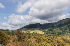 (hito.fr) Tags: newzealand canon geyser geothermal canoneos hdr vapor 2470mm photomatix eos450d 450d hiddenvalleys