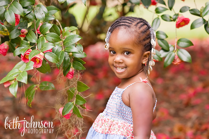 three year old little girl in tallahassee florida