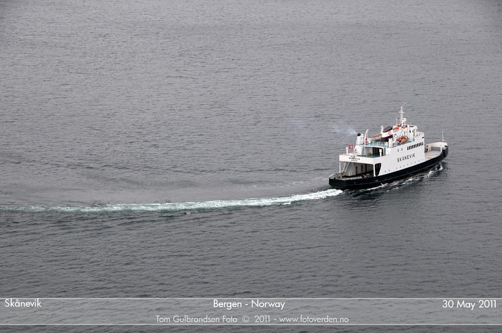 The Bergen blog 2011 - CaptainsVoyage™ Forums