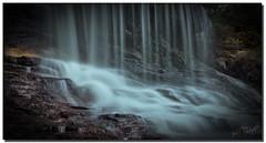 Weeping Rock Wentworth Falls (Dave Whiteman - AU) Tags: bluemountains waterfalls weepingrock wentworthfalls
