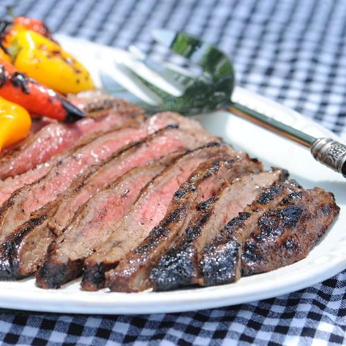 Flank Steak Square