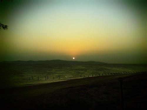 Panpan TW 拍攝的 03-慈湖-05-落日-15。