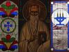 Saint Aidan with windows, Cranbroo…