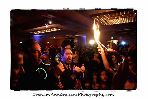 CTJ Havdalah at Lana's Redondo Beach Bat Mitzvah