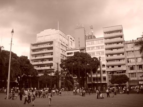 Pereira cityscape.