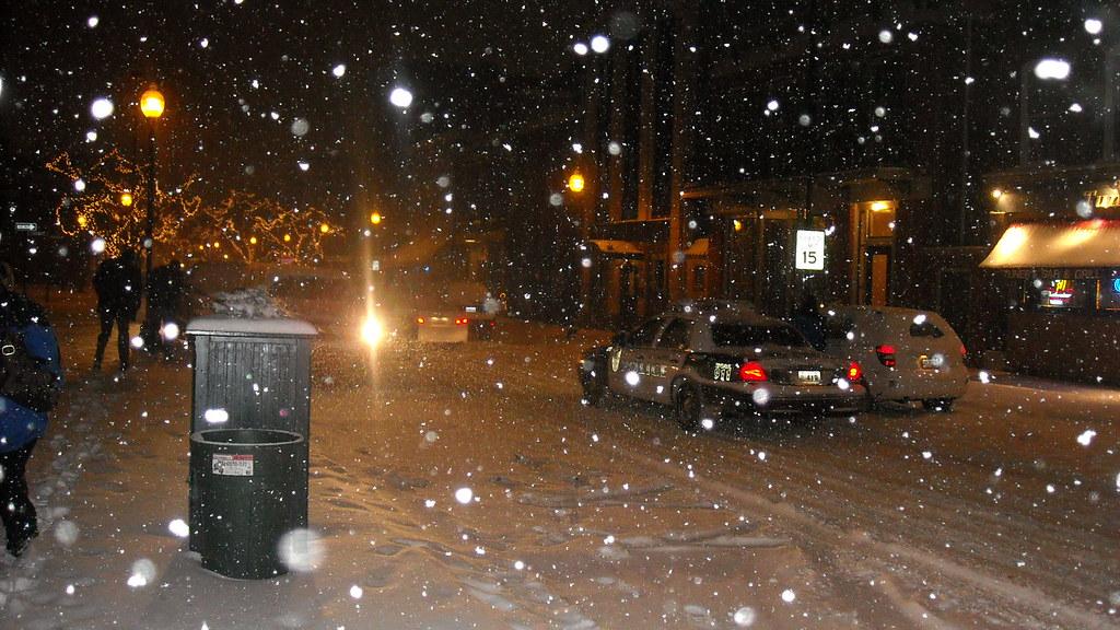 METC 2009 Snowy