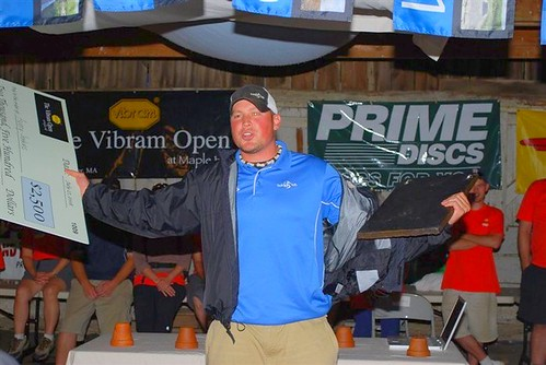 2008 Vibram Open Champion