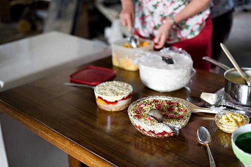 Erica's Trifle