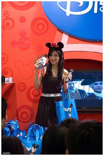 你拍攝的 迪士尼姊姊。