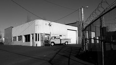 P1030153 (alextoevs) Tags: car oregon portland industrial central lot panasonic area eastside ceid lx3