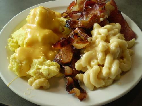 Shoney's Breakfast (Candlelight Macro)