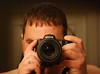 Me and my D80 (BomberBoy Photography) Tags: selfportrait self bathroom mirror nikon selfie inthebathroom bathroommirror selfer d80 nikond80