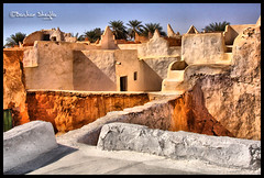 Old Town of Ghadams ! (Bashar Shglila) Tags: old sahara town desert oasis libya tuareg ghadames libyen lbia libi libiya aplusphoto liviya ghadamis libija     lbija  lby libja lbya liiba livi
