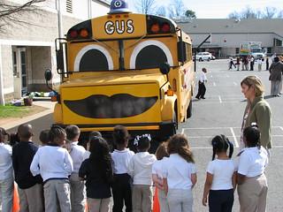 Gus The Talking Bus, Charlotte Mecklenburg Schools (NC)