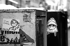 it's so simple uwp... you should try too! (damonabnormal) Tags: street city urban blackandwhite bw streetart philadelphia canon wednesday graffiti march sticker 33 label stickers streetphotography wed urbanart 09 labels slap simple phl 2009 215 slaps uwp citystickers streetstickers philadelphiastreetart 40d philadelphiagraffiti philadelphiaartist