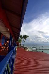 Pulau Perhentian (azliphotography) Tags: vacation cloud tourism island boat fishing fisherman jetty laut malaysia hdr bot terengganu seaview pulauperhentian jeti ikan pemandangan nelayan kualabesut jerteh besut percutian canon40d tokina1116 azliismail