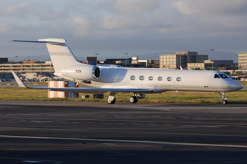 Steve Jobs's Private Jet