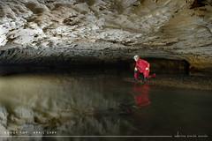 Where the Stream Runs Calm (Brina Bat (Sabrina Simon)) Tags: caves sit caving
