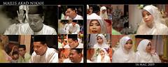 custom Zain & Atie, Keningau (GOMOGI PHOTOGRAPHY) Tags: wedding sabahan