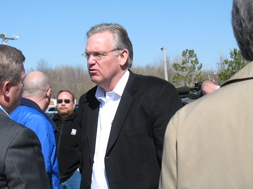 Missouri Governor Jay Nixon