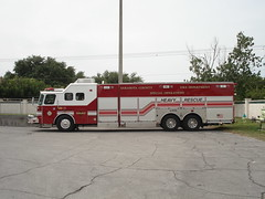 SCFD Squad 8 (Remarqed.com) Tags: county rescue truck fire florida engine 8 sarasota squad eight department publix