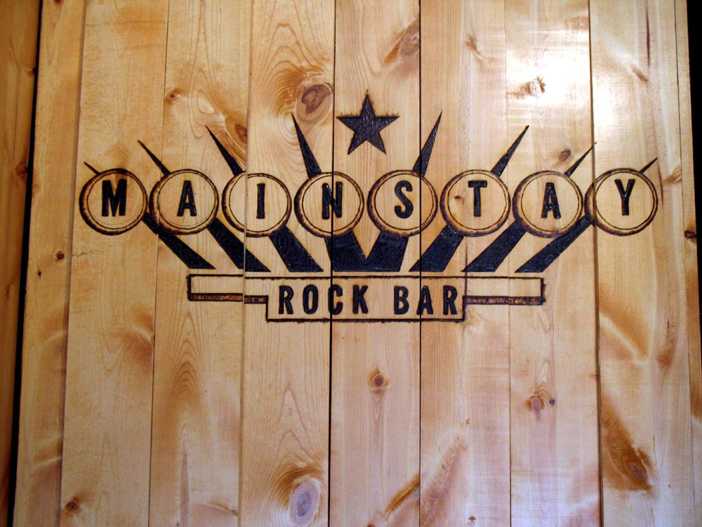 Mainstay Rockbar