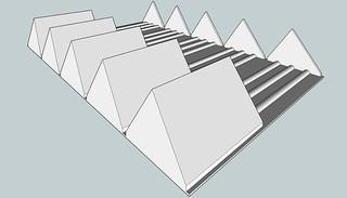 Pentagonal Column