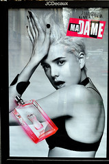 The MADAME ad by Jean-Paul Gaultier (jmvnoos in Paris) Tags: girls red madame paris france sexy girl advertising poster rouge model pub nikon perfume ad models 100views 400views 300views 200views jolie 500views gaultier fr fille publicité perfumes jeanpaul filles 800views 600views 700views affiche 1000views jeanpaulgaultier parfum d300 parfums jolies 900views 5faves abigfave anawesomeshot jmvnoos