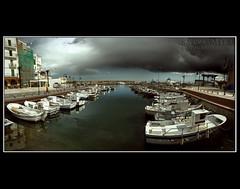 Port de l'Amtella de Mar :: No HDR (Salva Mira) Tags: sea port boats puerto mar barcos harbour pano catalonia catalunya tarragona panormica deltadelebre panormica deltadelebro nohdr vaixells ametllademar salvamira
