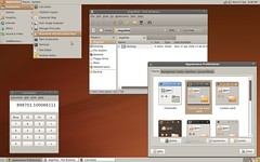 Ubuntu Dust Sand theme