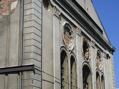 Dbrowa Tarnowska, synagoga (Maopolski Instytut Kultury) Tags: mik synagoga mddk dbrowatarnowska maopolskiinstytutkultury maopolskiednidziedzictwakulturowego