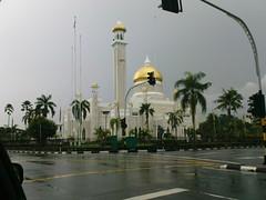 Masjid Omar Ali Saifuddin - Brunei
