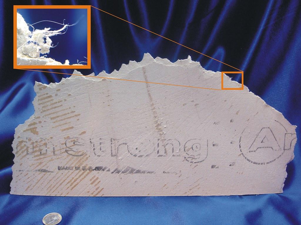 Armstrong Asbestos Sheet Flooring