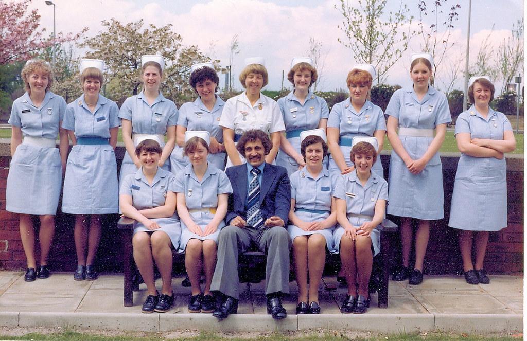 Nurses about 1979