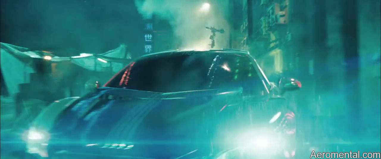 Transformers 2 Audi R8