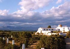 1995-0129 Vinaros Ermita mit Wolken