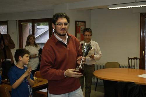 Manel Gragera, campió del torneig