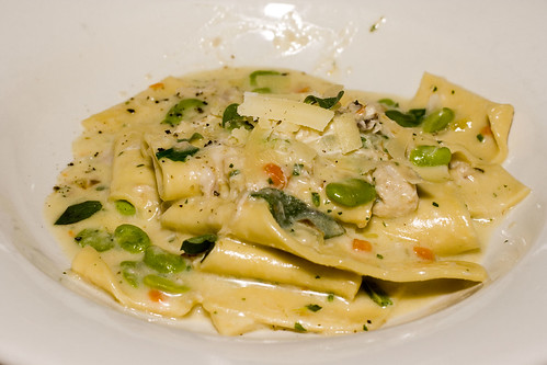 Tagliatelli with Rabbit