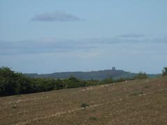 Penshaw Hill (Ronald Hackston) Tags: uk england monument memorial durham hill landmark folly penshaw greektemple lambtonworm