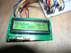 Wind generator monitor