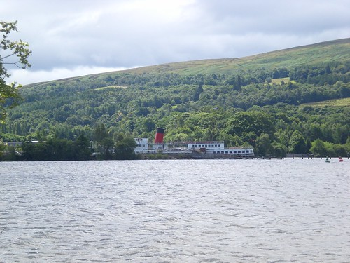 Maid of the Loch in Balloch