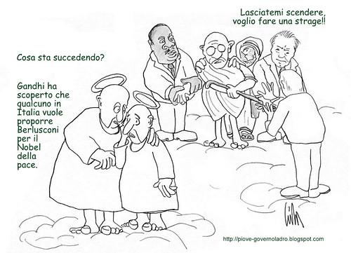 L'indignazione di Gandhi