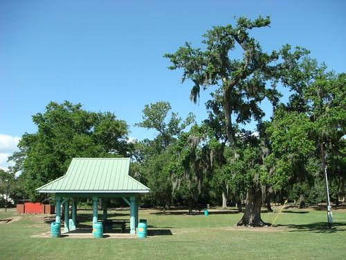 Girard Park, Lafayette...