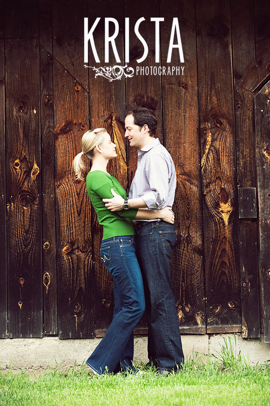 Alli & Glenn's Engagement Session